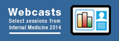 Internal Medicine 2014 CME Webcasts