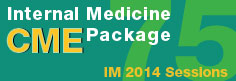Internal Medicine 2014 CME Package